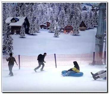 Tiket Masuk Trans Snow World Juanda