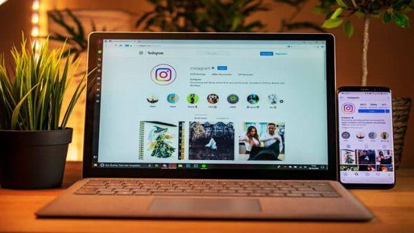 Instagram permite usar los mensajes directos en su versión web
