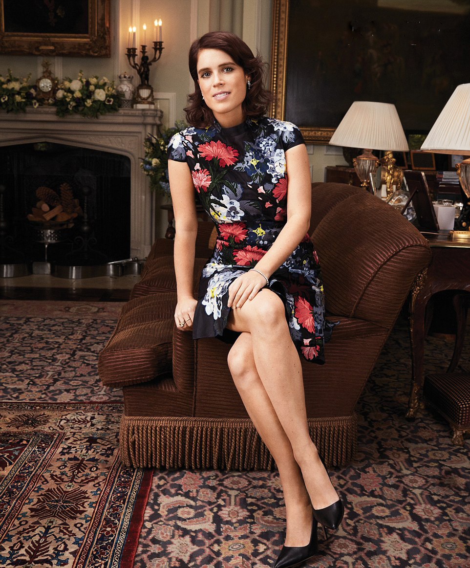 Royal Family Around The World Princess Eugenie Details -5812