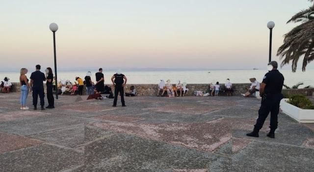 Στη Χίο έφτασαν 23 Τούρκοι πολίτες ζητώντας άσυλο!