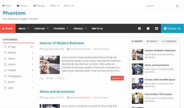 No-3-Phantom-responsive-blogger-templates