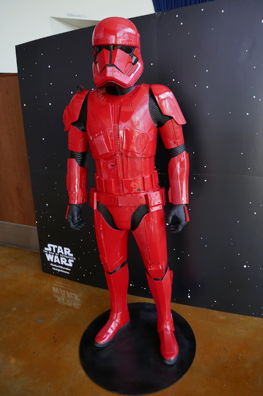 Sith Trooper costume Star Wars Rise of Skywalker