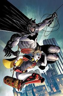 Já faz algum tempo que a Arlequina deixou de ser exatamente uma vilã, e se tornou uma anti-heroína, suas HQs passaram a ter um clima muito similar ao Deadpool, trazendo comparações e boas criticas.