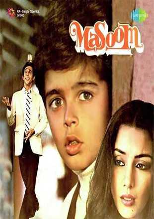 Masoom 1983 Full Hindi Movie Download HDRip 720p