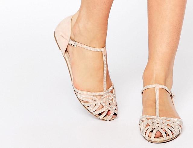 zapatos de novia low cost | a todo confetti - blog de bodas y