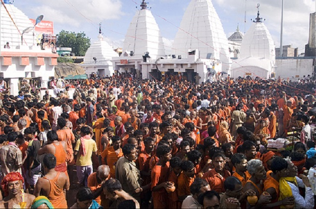 Shravani Mela - Festivals in India in August