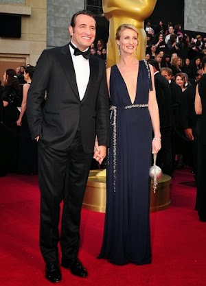 Jean Dujardin divorcing his wife