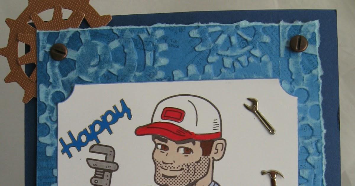 Vee Cassidy: Happy Handyman Birthday