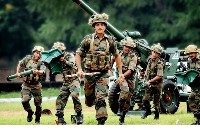 Indian Army Ranks, Air Force Ranks, Navy Ranks