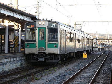 【ダイヤ改正で廃止か!?】東北本線 ワンマン 仙台行き3 701系