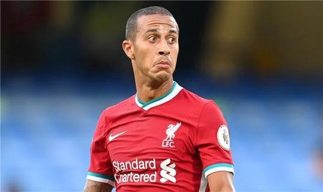 Barcelona seeks to retake Alcantara from Liverpool