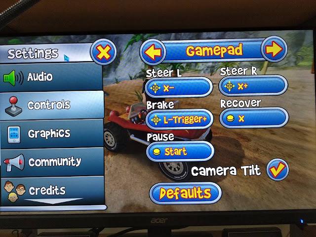 RockTek GP1000遊戲手把使用心得(運用X5電視盒及MX6無線飛鼠) - 34