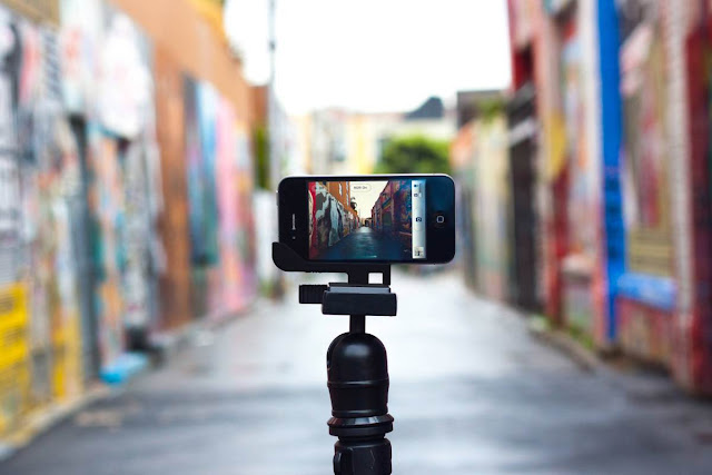 Tips on Photography of a DSLR Camera Phone Taste