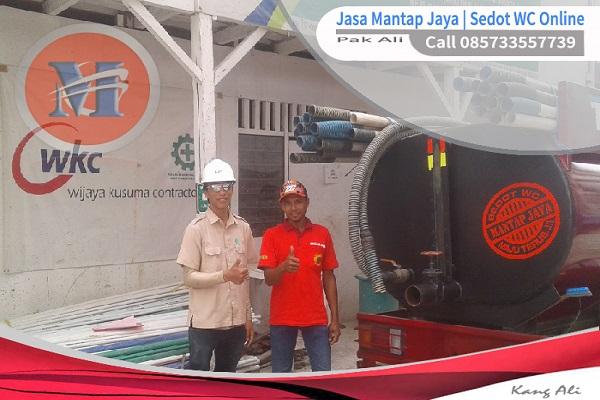 Jasa Sedot Tinja Area Surabaya Timur Tenggilis