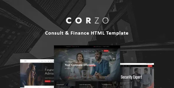 Best Consulting & Finance HTML Template