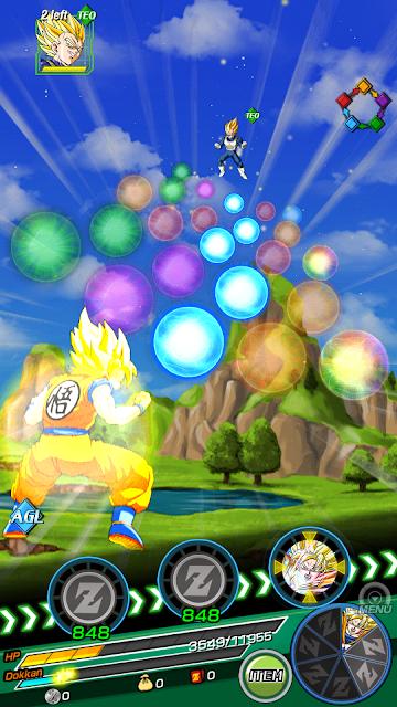 Dragon Ball Z Dokkan Battle MOD APK For Android