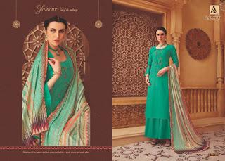Alok Suits Kaashvi Pashmina Collection 2019 Latest