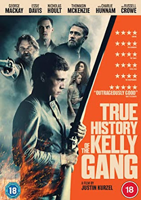 True History of the Kelly Gang [2019] [DVD R2] [Spanish]