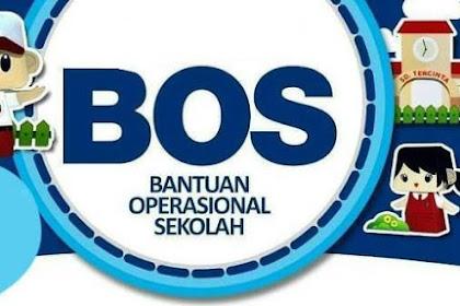 Download Juknis BOS Terbaru Tahun Ajaran 2020/2021 Jenjang SD, SMP & SMA/SMK