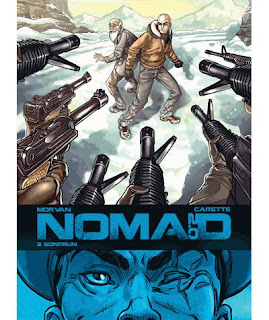 Nomad 2.0 tome 2 editions Glenat