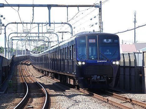 【ダイヤ改正で新設!】相鉄20000系 通勤特急 横浜行き