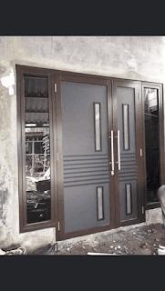 Pintu-aluminium