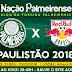 Assistir Palmeiras x Red Bull Brasil Ao Vivo 25/01/2018