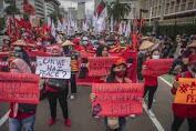 Sebanyak 6.394 Personel Disiapkan Polda Metro Jaya, Kawal Aksi Buruh