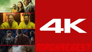 نيتفليكس بتقنية 4K