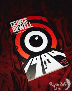 Kitap Yorumu: 1984 - George Orwell | Bloggerlar Okuyor - Nisan 2016