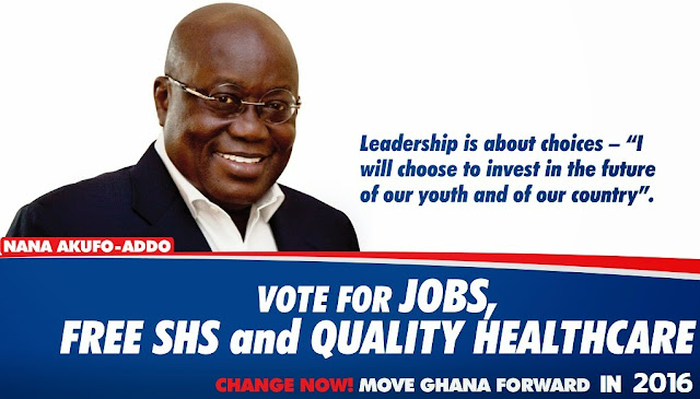 Akufo-Addo is the best bet for Ghana