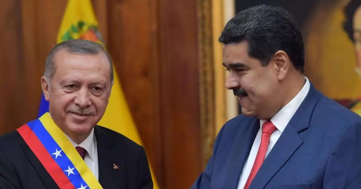 UN Report Suggests That Turkish Politicians Are Involved In Major Drug Smuggling From Venezuela