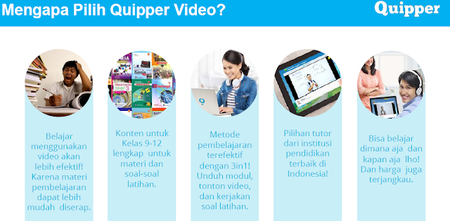 Quipper Video, Solusi Belajar Online Masa Kini