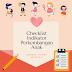 Checklist Indikator Perkembangan Anak Usia 0 hingga 6 tahun (Diknas)