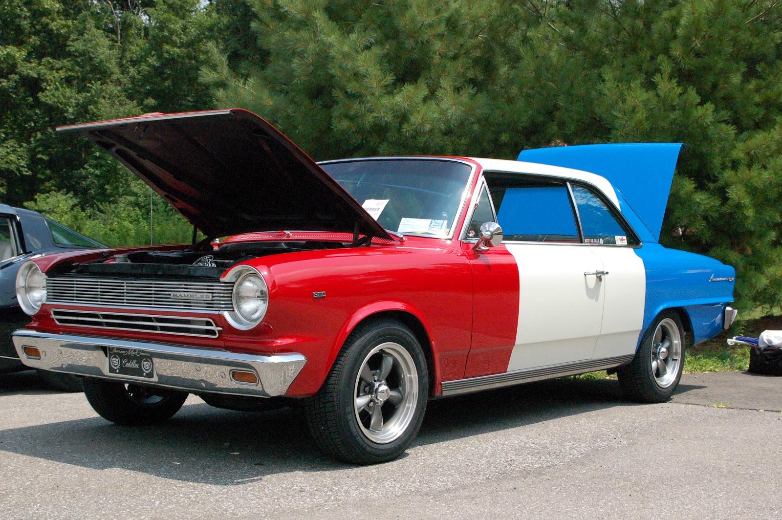 All American Motors >> Turnerbudds Car Blog An All American Rambler