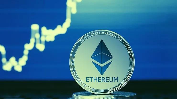 Цена ETH достигла нового рекордного максимума