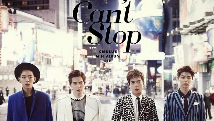 Lirik Lagu CNBLUE – Can't Stop