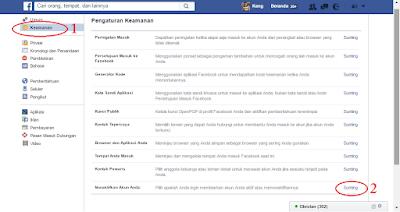 Cara Menonaktifkan Akun Facebook Untuk Sementara Waktu