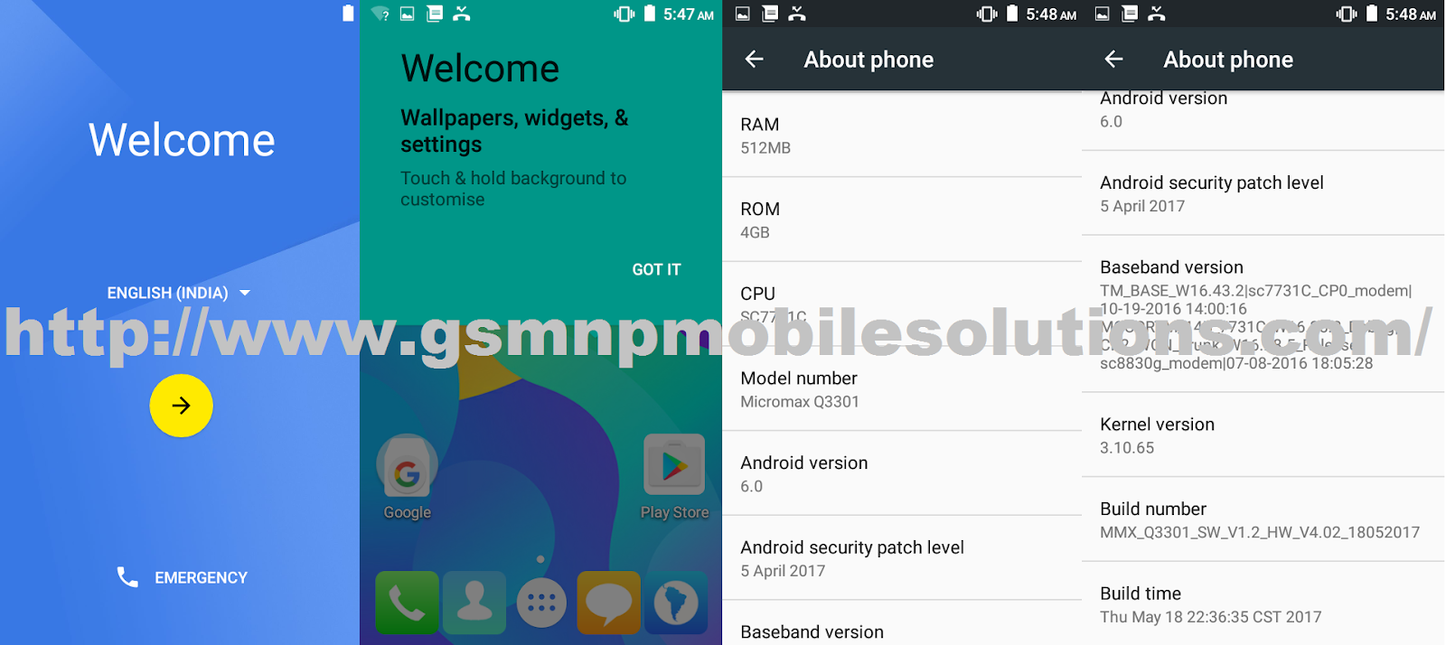 How To FRP Remove Micromax Bolt Q3301 SPD SC7731C 100