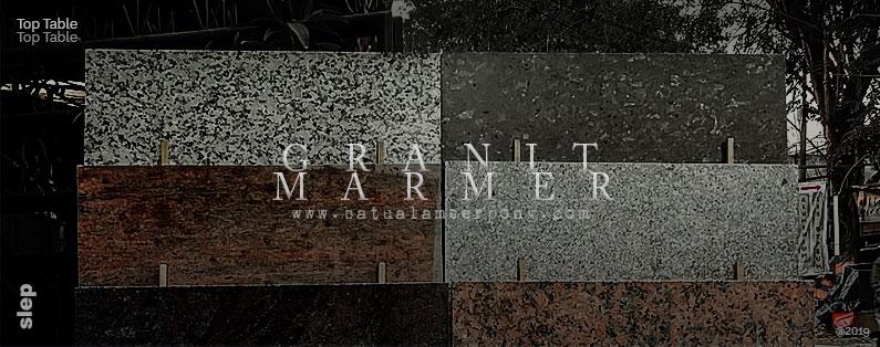 Marmer Granit