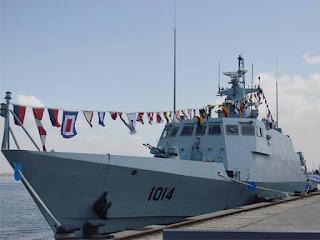 Kapal Perang LMS TLDM