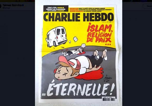 Charlie Hebdo Kembali Menghina Islam