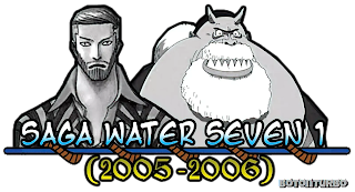 One Piece - Saga Water Seven 1