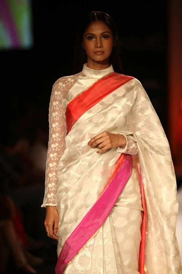 25 Stylish Full Sleeve Saree Blouse Designs    Embrace ...