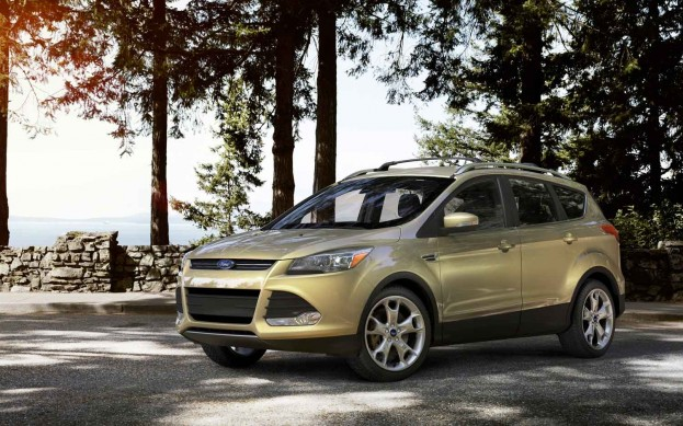 Gresham Ford - Your Oregon Ford Dealership: The all new 2013