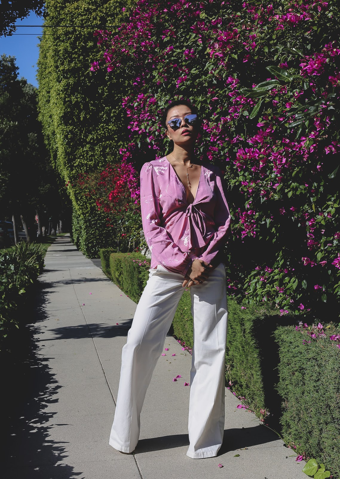 summer outfit ideas white pants