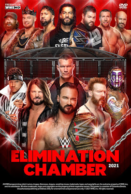 WWE Elimination Chamber 2021 PPV Full Show 720p WEBRip Download
