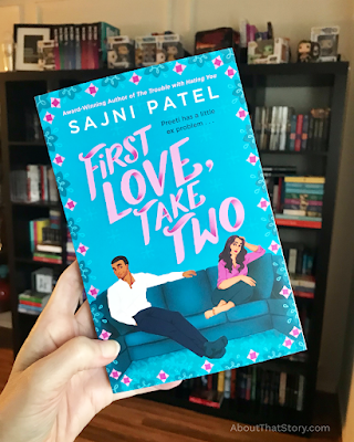 New Release: First Love, Take Two by Sajni Patel | About That Story