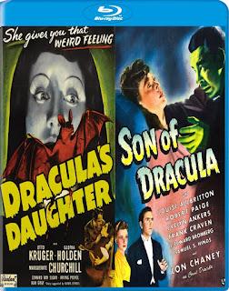 La Hija de Drácula & El Hijo de Drácula [BD25] *Con Audio Latino