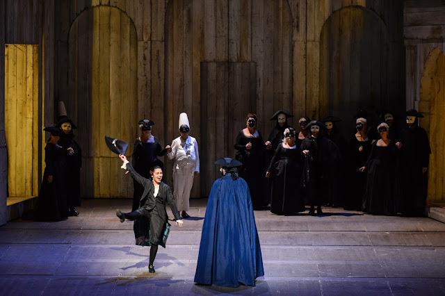 Verdi:Un ballo in maschera - Katharina Konradi - Hamburg State Opera